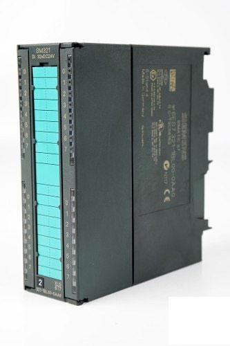 Cartão de Entrada/Módulo S7 6es7 321-1bl00-0aa0