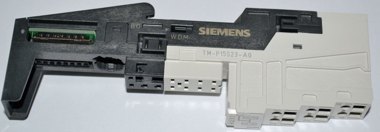 Terminal Et200s Tm-e15s26-a1, 6es7193-4ca40-0aa0, Siemens