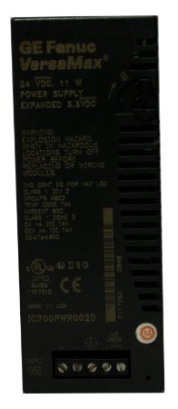 POWER SUPPLY 24VDC - F480270 1125 - IC200PWR002F