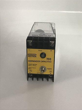 Disparador Capacitivo Pextron Tcc 360vcc 250vca