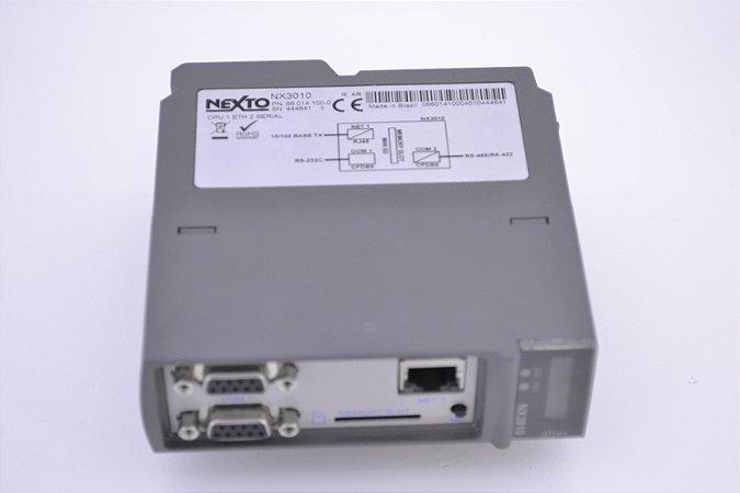 NEXTO CPU 1 ETH 2 SERIAL NX3010