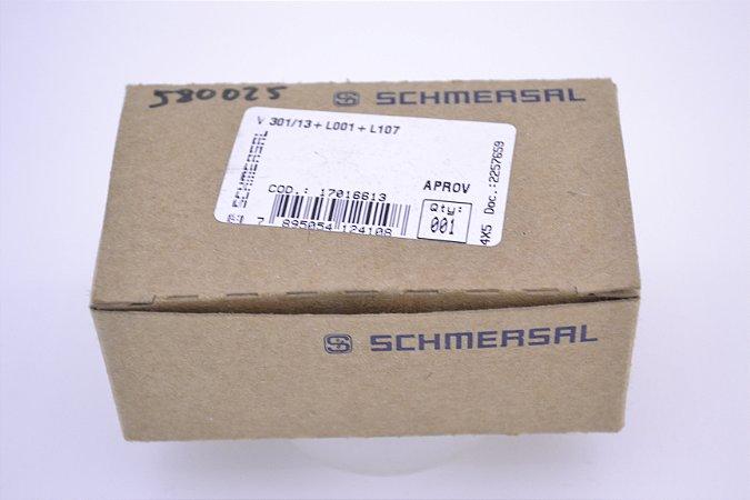 SCHMERSAL 301/13 + L001 + L107