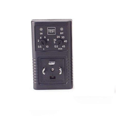 Temporizador eletrônico do Dreno Schulz EZ1
