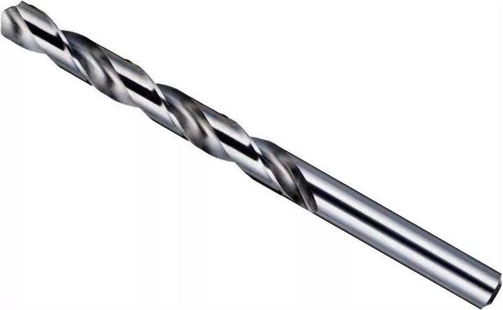 Broca de Aço Rápido Diam. 10,5mm