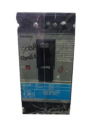 Siemens - ED43B020 20A 3P