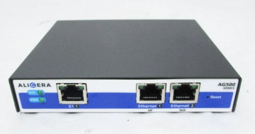 Gateway Sip E1 Ag561 - Envio Imediato