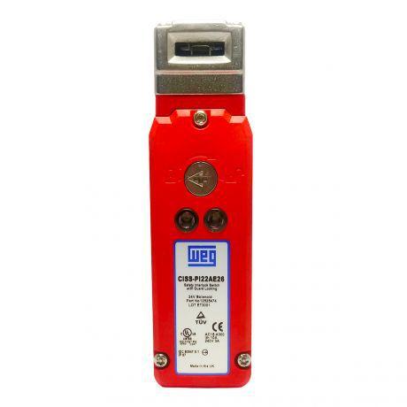 Chave de Segurança com Solenoide Weg - CISS-MM42AE26