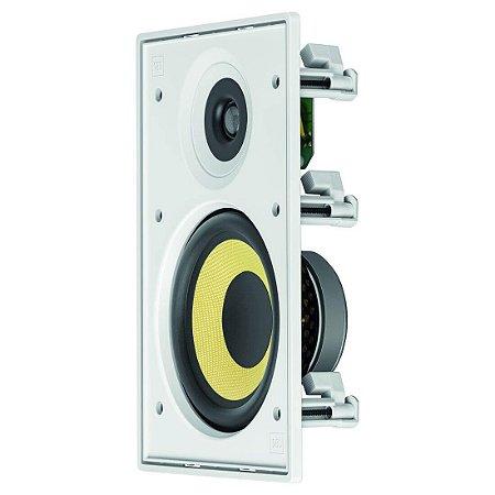 Caixa de som de embutir JBL CI6R 80W - UNIDADE