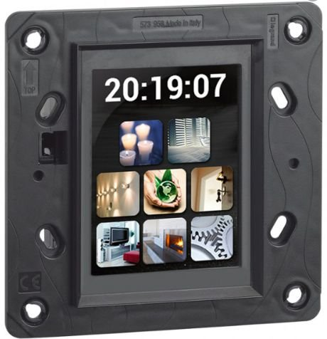 DISPLAY TOUCH SCREEN - LEGRAND