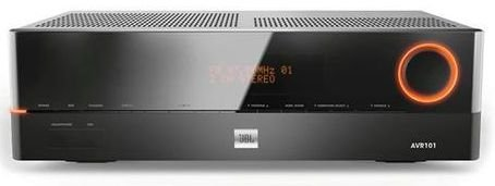 Receiver HARMAN JBL AVR101/230BR 5.1 canais