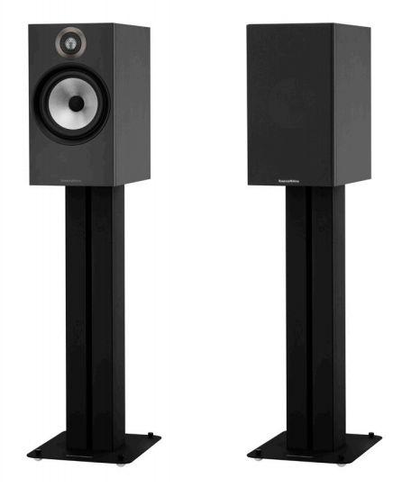 AUDIO E VÍDEO HBT PREMIUM - KIT B&W ESTÉREO 606 (PAR DE CAIXAS 606 + Integrado Rotel A14)