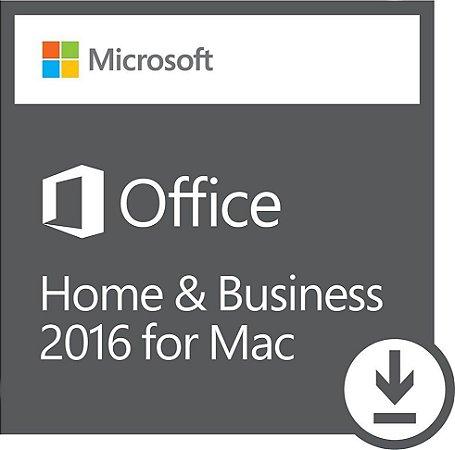 chave de ativação office 2016 home and business