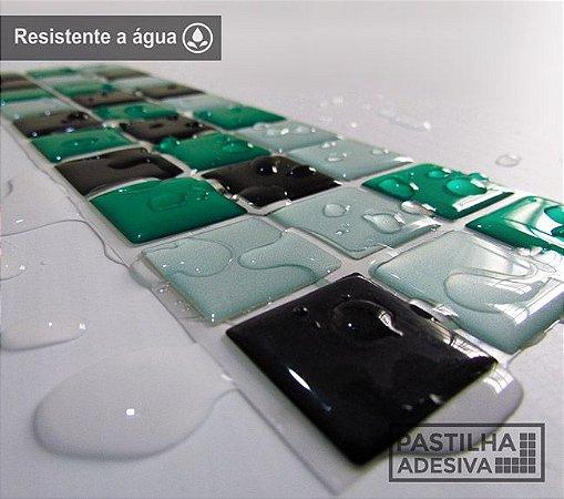 Faixa Pastilha Adesiva Resinada 28x9 cm - AT015