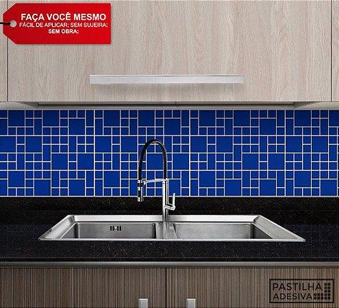 Placa Mosaico Adesiva Resinada 30x28,5 cm - AT105