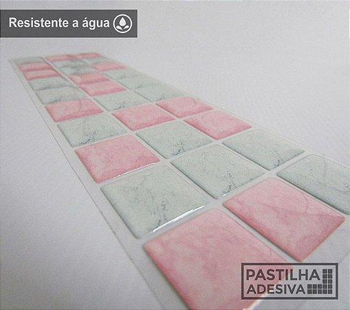 Faixa Pastilha Adesiva Resinada 28x9 cm - AT182