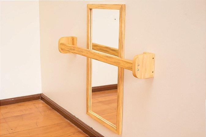 Barra de Equilíbrio com Espelho