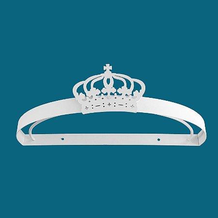 Dossel De Parede Princesa - Branco