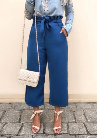 Calça Pantacurt Azul