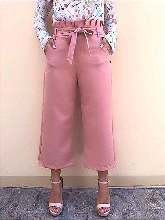 Calça Pantacurt Rosê