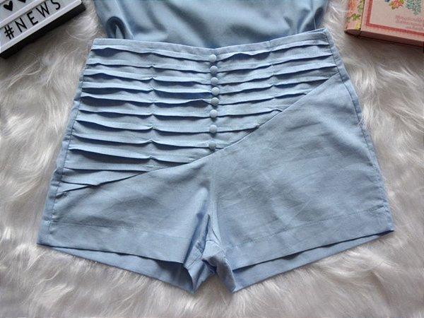 Short Candy Colors Azul