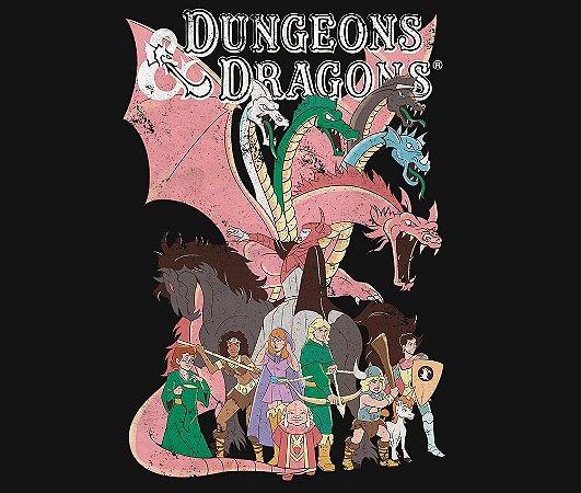 Enjooystick Cavernas e Dragões