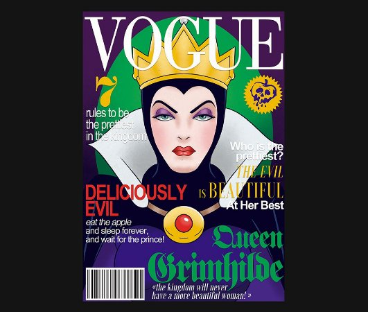 Enjoystick Rainha Má Vogue