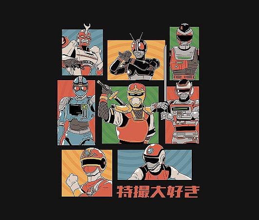 Enjoystick Tokusatsu Icons