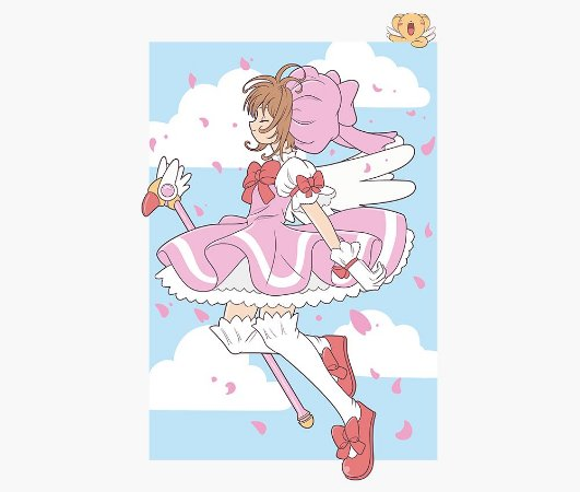 Enjoystick Sakura Card Captors - Sakura Fly