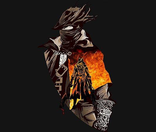Enjoystick Bloodborne - In Fire