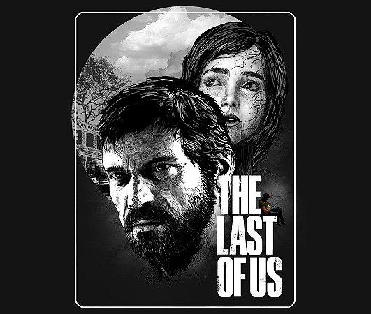 Enjoystick The Last of Us Ellie and Joel