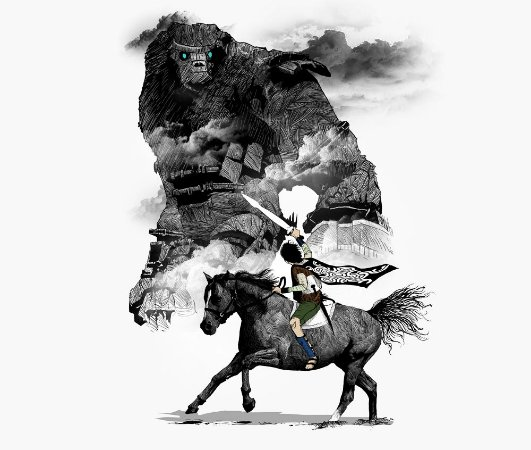 Enjoystick Shadow of The Colossus Epic Moment