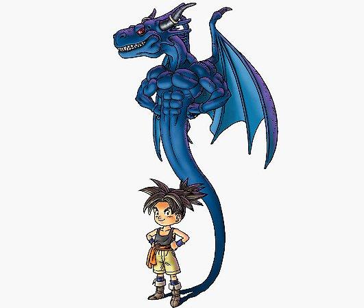 Enjoystick Blue Dragon