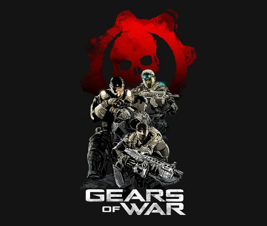 Enjoystick Gears of War