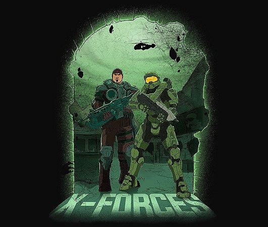 Enjoystick Microsoft Xbox Xforces