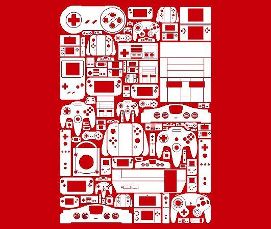 Enjoystick Nintendo Royale Branca