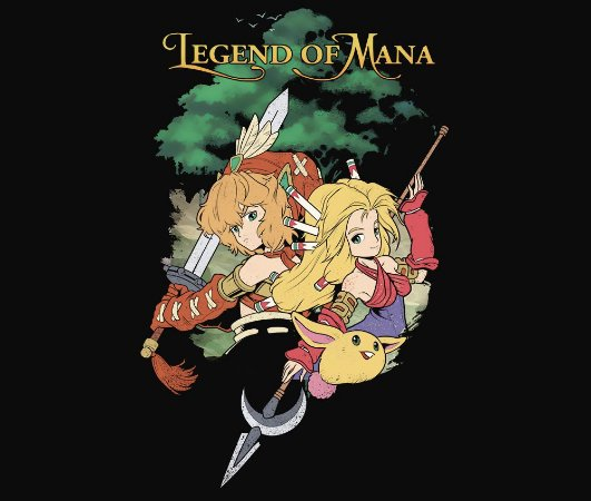 Enjoystick Legend of Mana