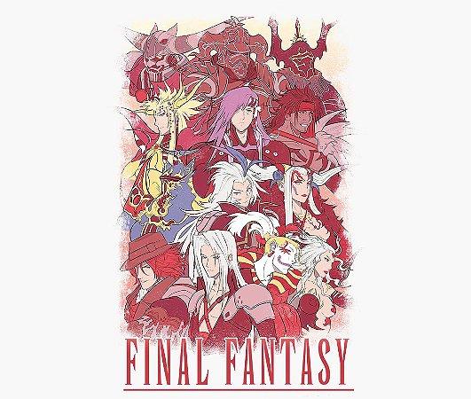 Enjoystick Final Fantasy Antagonists