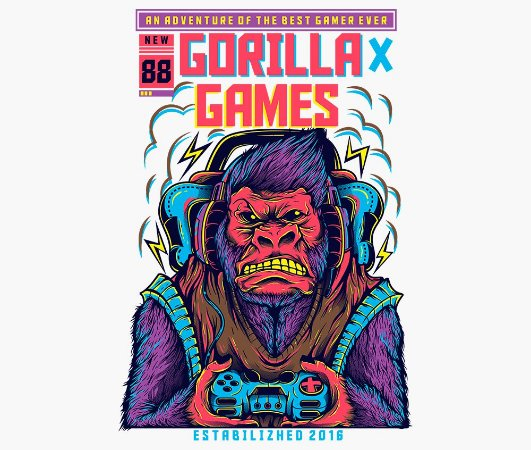 Enjoystick Gorilla Games