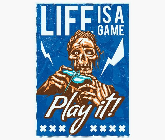 Enjoystick Life is a Game