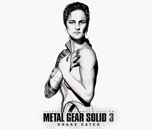 Enjoystick Metal Gear - The Boss