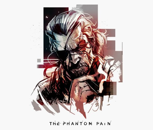 Enjoystick Metal Gear V - The Phantom Pain
