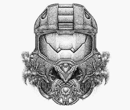 Enjoystick Halo - Master Chief Helmet
