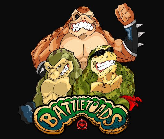 Enjoystick Battletoads