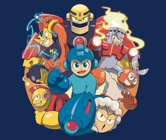 Enjoystick Megaman Premium Composition