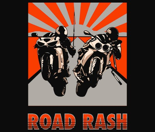 Enjoystick Road Rash Classic