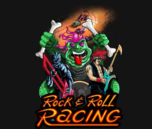 Enjoystick Rock and Roll Racing