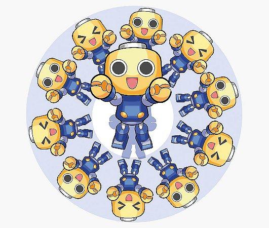 Enjoystick Megaman Servbots
