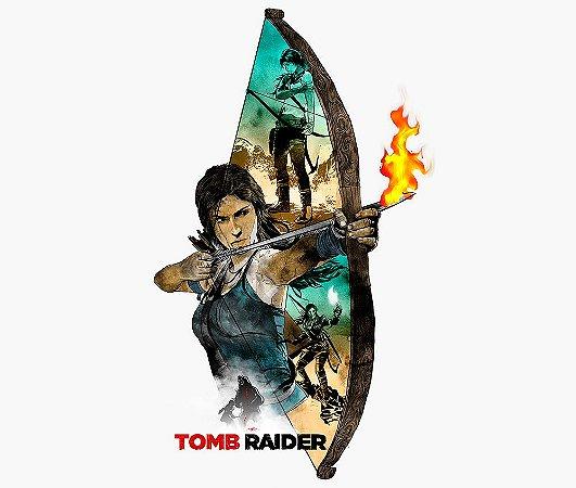 Enjoystick Tomb Raider - Lara Croft Action
