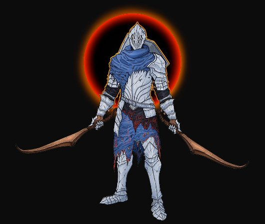 Enjoystick Demon Souls - Let's Fight
