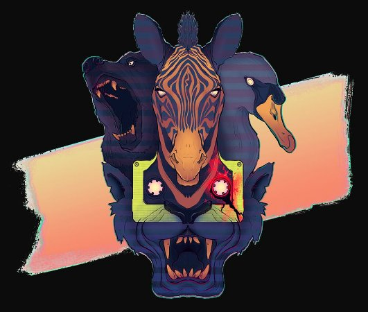 Enjoystick Hotline Miami Animal Composition